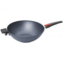 Woll Woll Wok with handle 34cm Diamond Lite-20
