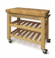 Ecplus Ecplus Kitchen & Serving Trolley BREKA-20