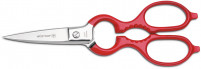 Wusthof Wusthof ACCESSORY Red Kitchen shears 5551-20