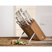 Wusthof Wusthof CLASSIC IKON NATURAL WOOD Knife block 8 pc-20