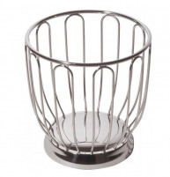 Alessi Alessi Stainless Steel Fruit Basket-20