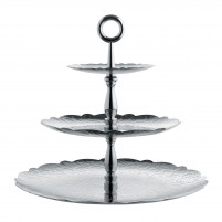 Alessi Alessi Two-tiered tray Dressed-20