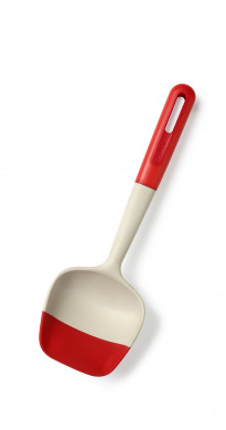 Red Spoon Spreader