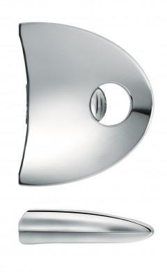 Chromed Zenith Removable Side Handle
