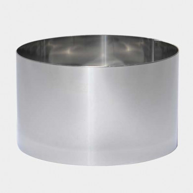 High Stainless Steel Ring Ø24cm