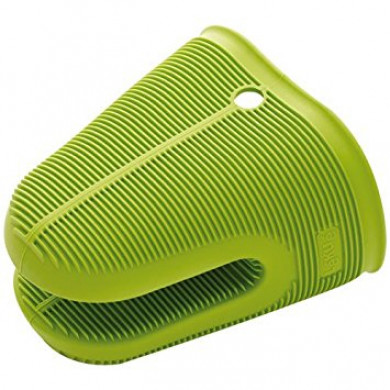 Oven Mitt Protection Tool, green