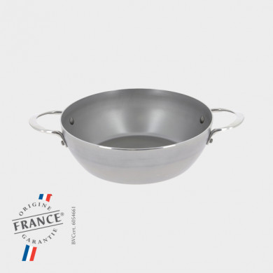 MINERAL B Country Frypan with 2 handles