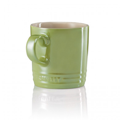 Metallic Green Palm Mug 350ml
