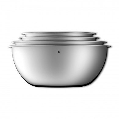 Stainless Steel Set of 4 Bowl