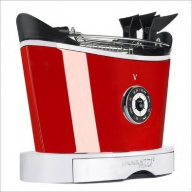 Volo Red Toaster
