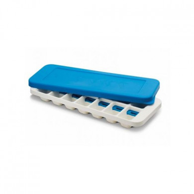 Ice Cube Tray Quicksnap Plus Blue