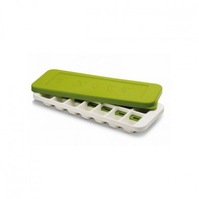 Ice Cube Tray Quicksnap Plus Green