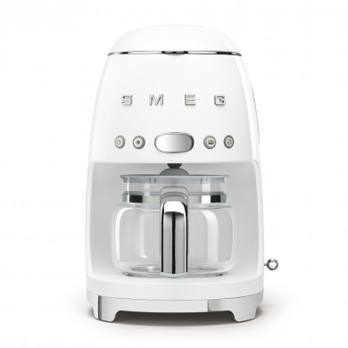 Drip Filter Coffee Machine White