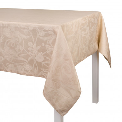 Tablecloth Tivoli White 175 x 175cm