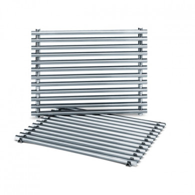 Stainless Steel Cooking Grates - 2 Pack