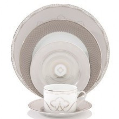 Crockery MARGOT Grey