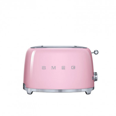 Toaster 4 slices Pink