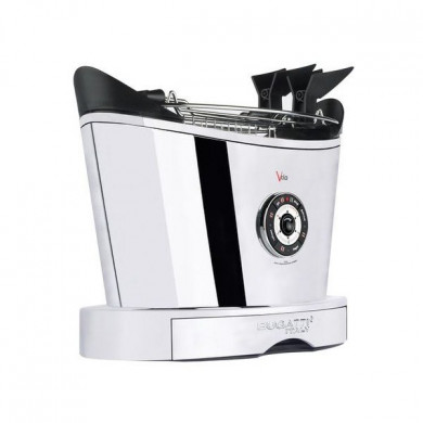 Volo Chrome Toaster