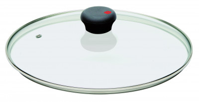 Cookway Two Glass Lid & Bakelite Knob 24cm
