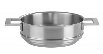 STRATE FIXE Universal stainless steam cooking insert