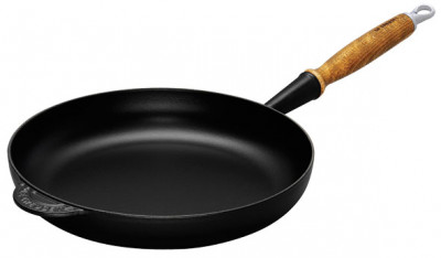 Cast Iron Low Friying Pan