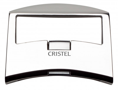 Removable side handles CASTELINE stainless steel