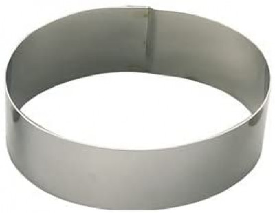 Oval ring 9,5 cm
