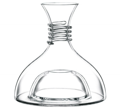 Decanter Red & White