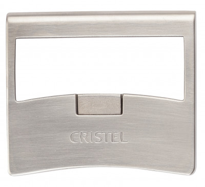 STRATE Stainless Steel Side Removable Handle.