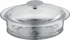 Cristel COMPLEMENTS Steamer with glass lid-013