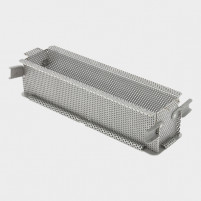 de Buyer de Buyer Molde Rectangular perforado plegable 35cm-20