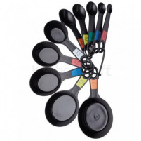 Kitchencraft Kitchencraft Set 10 cucharas medidoras-20
