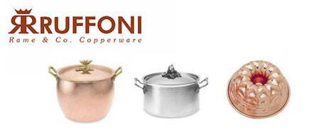 Ruffoni Copper Cookware